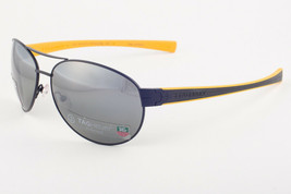 Tag Heuer Ayrton Senna 0253 Black Yellow / Polarized Gray Sunglasses TH ... - $293.02