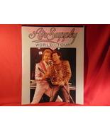 1985 Air Supply, World Tour, Souvenir Program - $29.99