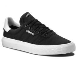 New adidas Originals 3MC Vulc Black White Mens B22706 Skate Shoe Size 13 - $44.95