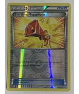 Startling Megaphone 97/106 Reverse Holographic Pokemon Card XY Flashfire LP - $2.44