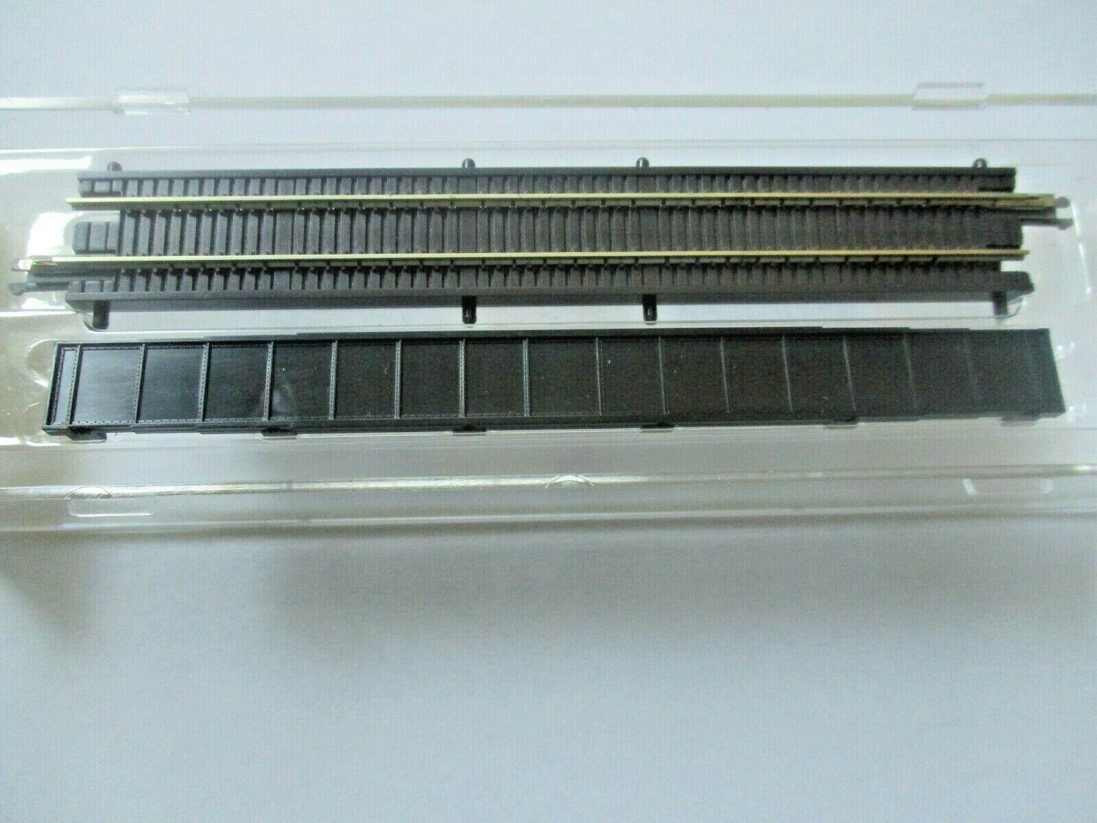 Micro-Trains Micro-Track # 99040950 Girder Bridge  (Black)   Z-Scale