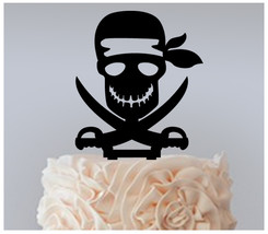 Decorations Cake topper,Cupcake topper, pirates of the caribbean Package 11 pcs - $20.00