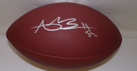 Antonio Brown Signed Full Size NFL Football Patriots Raiders Steelers - $186.99