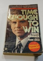 Roger Staubach : Time Enough to Win by Frank Luksa and Roger Staubach (1... - $7.91