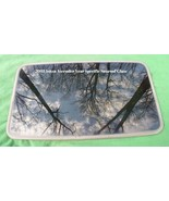 2003 ISUZU ASCENDER YEAR SPECIFIC SUNROOF GLASS OEM NO ACCIDENT FREE SHI... - $110.00