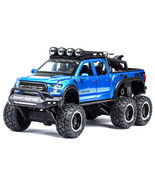 Toy F150 JEEP Metal  Pours Pressure Vehicle Model With Light Sound  Toy... - $54.62