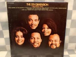 The 5th Dimension Greatest Hits LP Record Album Vinyle - $4.16