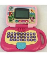 LeapFrog My Own Leaptop Laptop Toy Pink Educational Computer Learning Games - $21.97