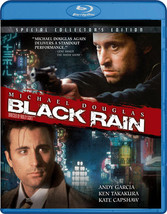 Black Rain (Blu Ray) (Ws/5.1 Dol Dig/Special Collectors Edition)