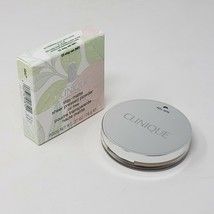 New Clinique Stay Matte Sheer Pressed Powder 23 Stay Oat (MF)  Full Size - $17.72