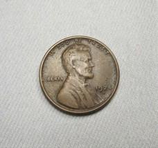 1924-D Lincoln Wheat Cent VF Coin AK87 - $52.18