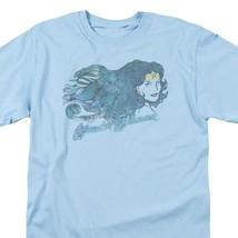 Wonder Woman retro style T Shirt vintage DC Comics Super Friends JLA305 image 2