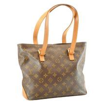 Louis Vuitton Monogram Cabas Piano Tote Bag M51148 Lv Auth 8335 - $320.00