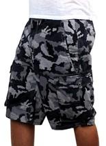 Levi's Men's Premium Cotton Cargo Shorts Original Relaxed Fit Army 124630029