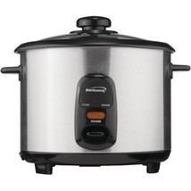 Brentwood Appliances TS-20 10-Cup Stainless Steel Rice Cooker - $43.95