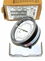 NIB JOHNSON CONTROLS INC. T-5500-1059 3.5'' RECEIVER GAUGE SPEC. NO. D02-896-414