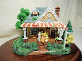 Cherished Teddies Hamilton Village Toys For Teddies l996 Used No Box - $39.55
