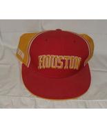 "Vintage ""HOUSTON"" NBA Basketball Cap/hat--Size 7 7/8 - $12.99"