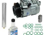 07 12 nissan altima sentra 2.5 ac compressor kit kt 4825 thumb155 crop