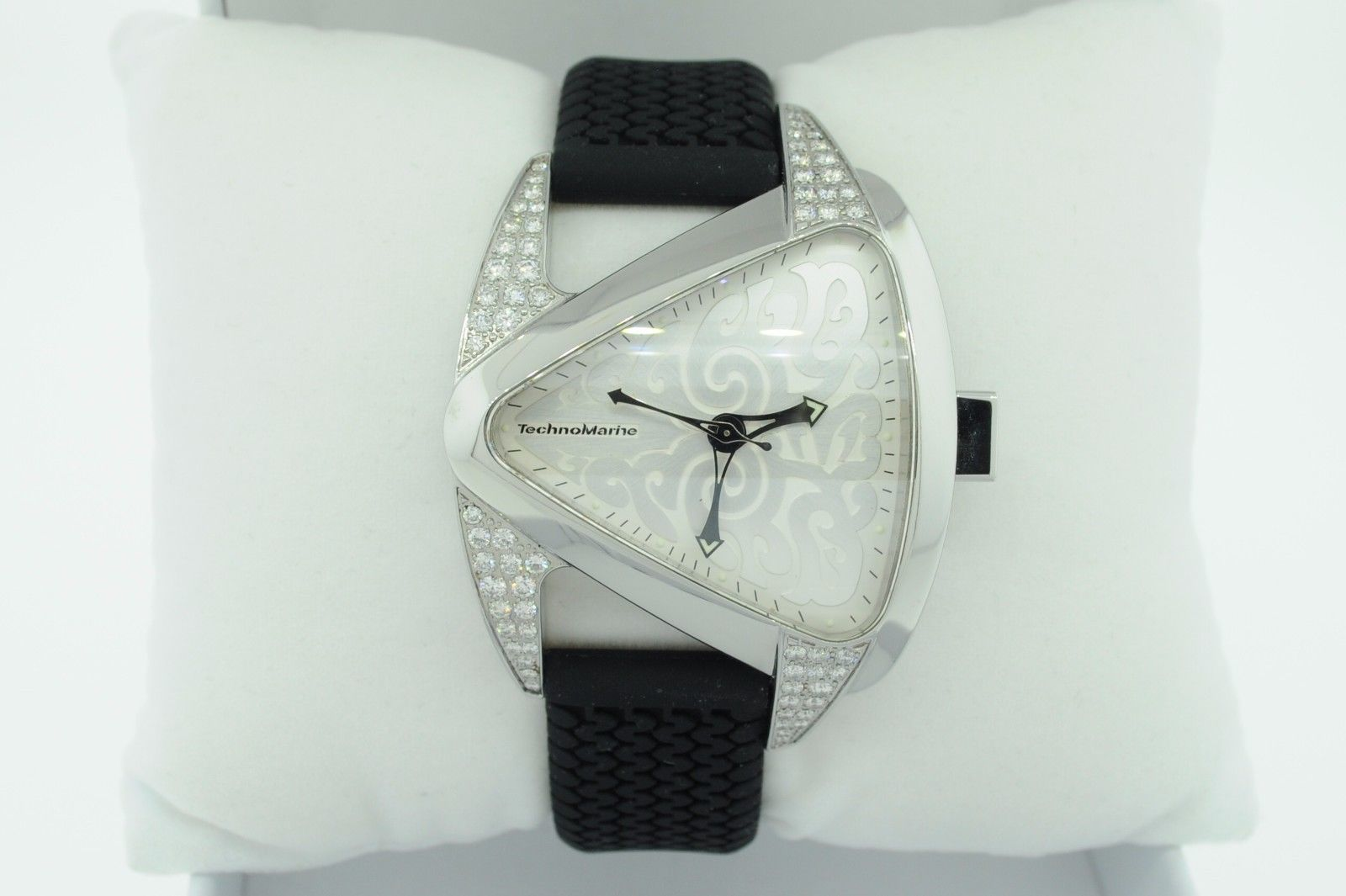 TECHNOMARINE Stainless Steel MAORI Diamond Watch