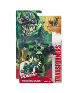 Hasbro Transformers Age of Extinction Crosshairs Power Attacker Toy Gift... - $35.44
