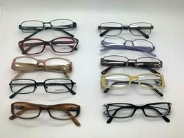 Luxus Versace Großhandel Italienische Plastik Brille Menge Schwarz Lila - $579.59