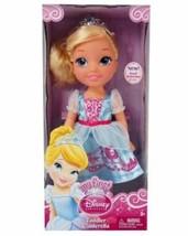 My First Disney Princess Toddler CINDERELLA Doll w/ NEW Royal Reflection Eyes! - $19.79