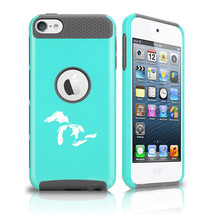 For Apple iPod Touch 5th 6th Shockproof Hard  Case Cover Great Lakes Mic... - $14.99