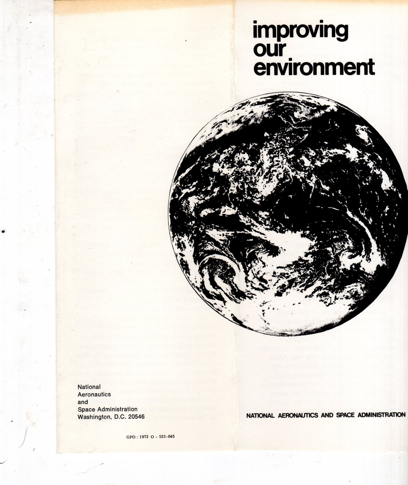NASA - Kennedy Space Center 1976 - 7 Broshures