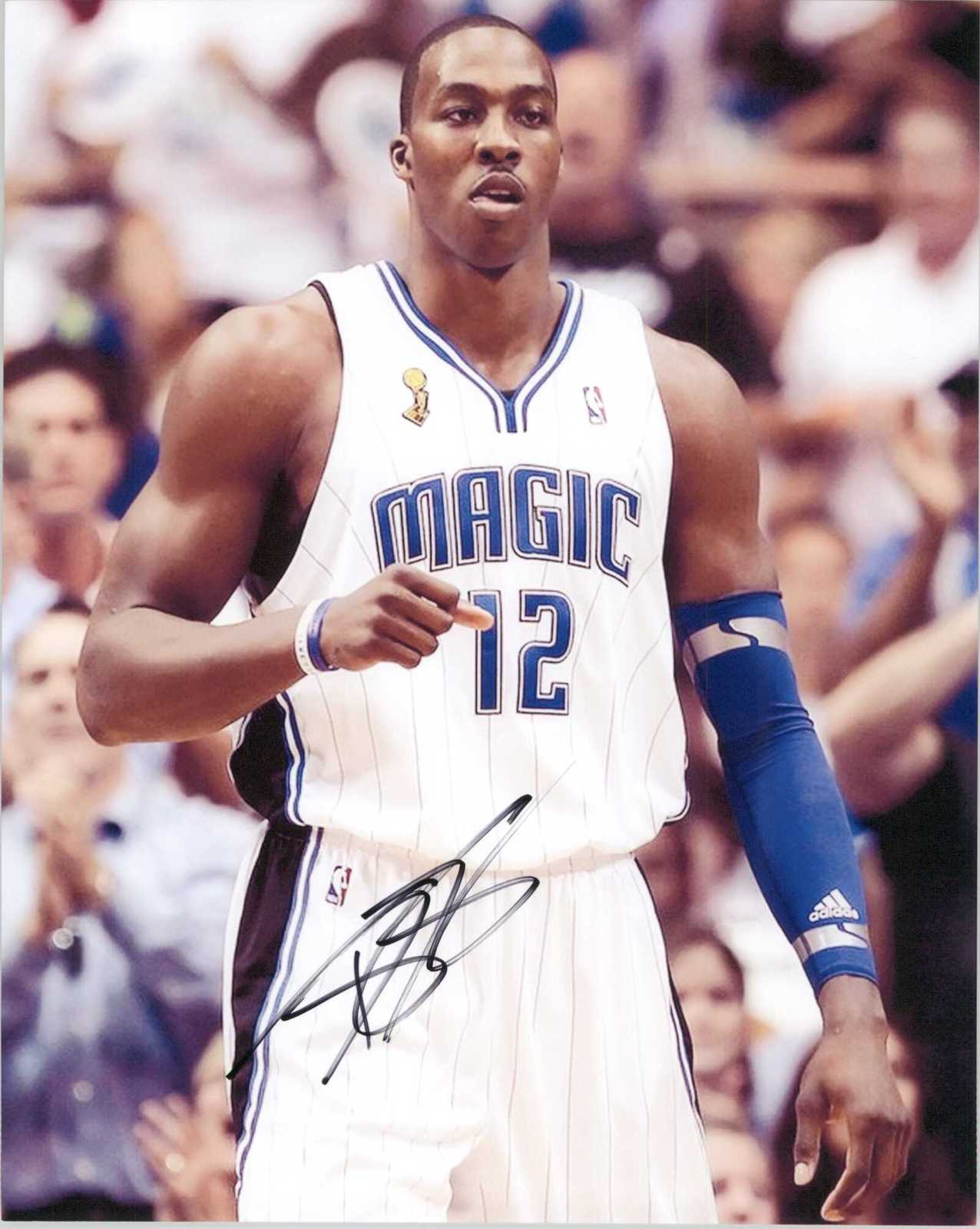 Primary image for Dwight Howard Signed Autographed Glossy 8x10 Photo - Orland Magic