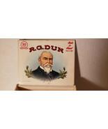 Vintage Cigar Box--R.G. Dun Admirals--10 Cents--U.S.A.--Great Patina - $11.17