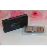 New Shiseido Cle De Peau Beaute Eye Shadow Quad Refill #206 Colors & Hig... - $30.79