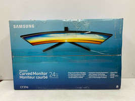"Samsung 23.5"" FHD Curved LED-Lit FreeSync Monitor(LC24F396FHNXZA) - $168.66"