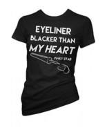 Pinky Stern Eyeliner Blacker Than My Heart Tinte Tätowierung Punk-Rock T... - $23.13