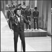 James Brown on the Ed Sullivan show 1960's - $7.18