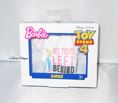 Disney Toy Story 4 No Toys Left Behind Barbie Doll Top for Gift Play or OOAK - $5.00
