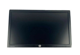 """HP ProDisplay P201 20"""" Widescreen LED Monitor 1600 x 900 No Stand TESTED - $49.99"""