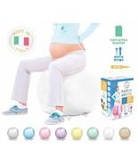 Baby Bump | Birth Ball with Base Legs - Stability/Balance/Stand, Anti-Bu... - $45.37