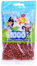 Perler Beads Rust Beads, 1000 Count - $7.33