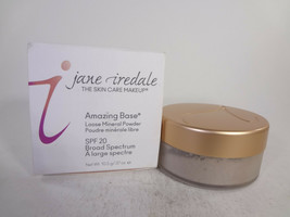 Jane Iredale Amazing Base Loose Mineral Powder SPF 20 Latte 10.5g / .37oz {HB-J} - $43.01