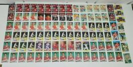 Pete Rose Baseball Cards Lot of 97 1979 1984 1985 1986 Topps 1987 Fleer ... - $96.74