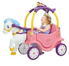 Little Tikes Princess Horse & Carriage - $111.45