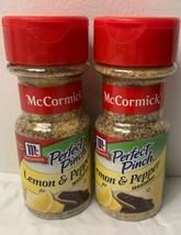 McCormick Perfect Pinch Lemon & Pepper Seasoning 3.5 Ounce X 2 - $15.20