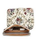 15 Inches Creative Laptop Bag Computer Canvas Briefcase Laptop Sleeve Gr... - $29.13