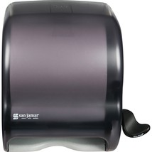 San Jamar Element Lever Roll Towel Dispenser Classic Black 12 1/2x8 1/2x... - $58.87