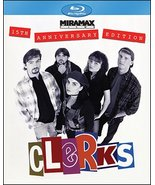 Clerks 15th Anniversary Edition (Blu-ray) - $7.95