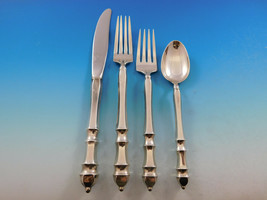 Carpenter Hall by Towle Sterling Silver Flatware Set for 12 Service 58 pieces - $3,495.00