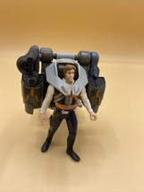 Han Solo Deluxe Edition 1996 - Kenner Action Figure Star Wars - $6.44