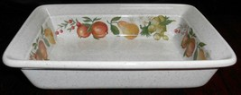 Wedgwood QUINCE PATTERN Hors D'Oeuvres Dish MADE IN ENGLAND - $23.75