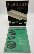 Hammond Model M-100 Series Spinet Organ Owners Playing Guide Manual + Mu... - $14.20